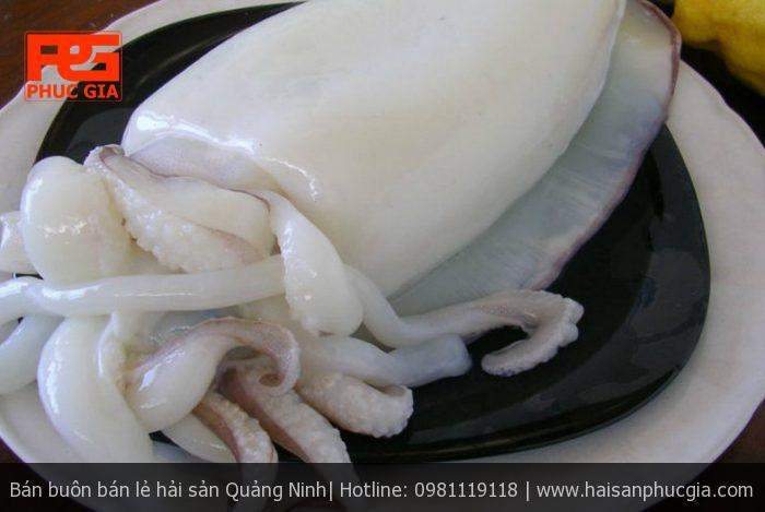 Chả mực Quảng Ninh được chế biến như thế nào?