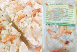 Giá thịt ghẹ đông lạnh xuất xứ Quảng Ninh sỉ và lẻ