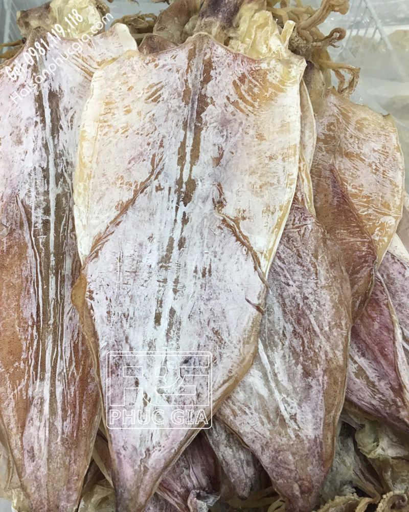 Địa chỉ cung cấp sỉ lẻ bán cá mực khô nướng vân đồn