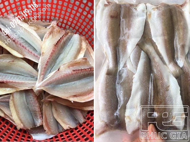 Cửa hàng đại diện bán cá đù 1 nắng loại ngon giá bao nhiêu tiền 1 kg