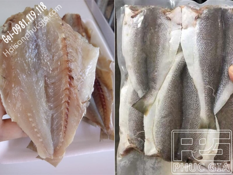 Địa chỉ uy tín sỉ lẻ bán cá đù 1 nắng loại ngon bao nhiêu tiền 1 kg