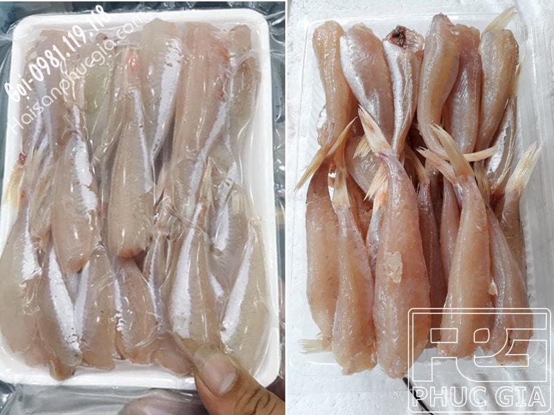 Nhà cung cấp bán buôn bán lẻ báo giá cá đùi gà 1 nắn loại 1 ngon rẻ nhất
