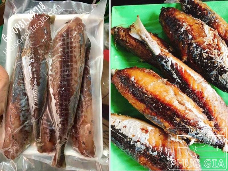 Phúc Gia đại diện bán sỉ lẻ cá nục héo một nắng giá bao nhiêu tiền 1 kg